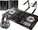 PIONEER DJスタートセット DDJ-SX2 + XD3 + ATH-M20X + PCスタンド