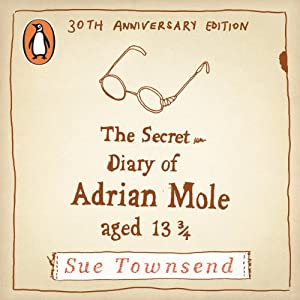 The Secret Diary of Adrian Mole Aged 13 3/4 Audiobook