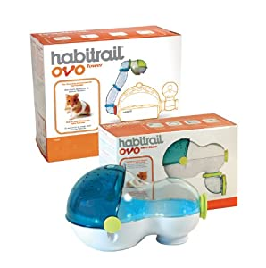 Habitrail OVO Hamster Mini Maze and Tower Value Pack