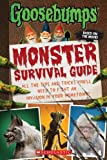img - for Goosebumps The Movie: Monster Survival Guide book / textbook / text book