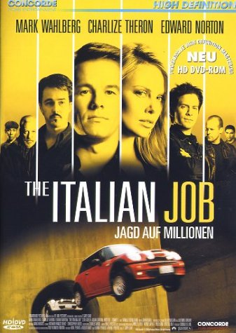 The Italian Job - Jagd auf Millionen (WMV HD-DVD)