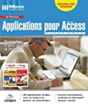 Applications pour Access