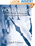 Work Systems: The Methods, Measuremen...