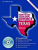 How to Do Your Own Divorce in Texas: A Complete Kit