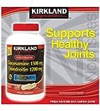 Kirkland Extra Strength Glucosamine Chondroitin - 1 Bottle, 220 Tablets Each