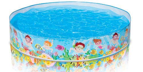 Intex Beach Days Snapset Instant Kids Childrens Swimming Pool | 56451Ep front-928958