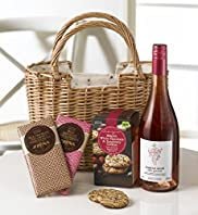 Rustic Gift Basket