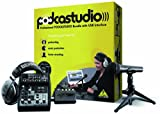 Behringer PODCASTUDIO USB Professional PODCASTUDIO Bundle with USB Interface