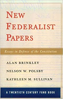 Constitution defense essay federalist in new papers