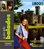 echange, troc Guide Pélican - Balades autour de Limoges