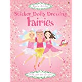 Fairies (Usborne Sticker Fashion)by Leonie Pratt