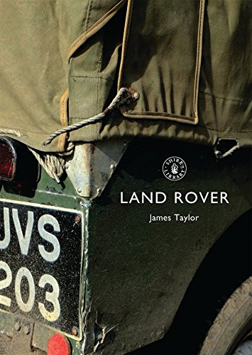 Land Rover (Shire Library)
