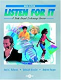 Listen for It: A Task-Based Listening Course Student Book (0194346560) by Richards, Jack C.