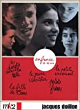 echange, troc Coffret Jacques Doillon 5 DVD - Adolescence : Petits frères / Le Jeune Werther / Le Petit criminel / La Fille de quinze ans /