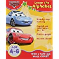 "Disney ""Cars"": Learn The Alphabet (Disney Home Learning)"