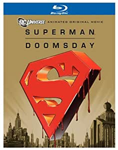 Superman: Doomsday [Blu-ray]