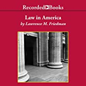 Law in America: A Short History [Modern Library Chronicles] | [Lawrence M. Friedman]