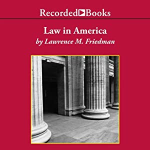 Law in America Audiobook