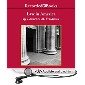 Law in America - A Short History - Lawrence M. Friedman