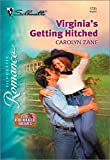 img - for Virginia's Getting Hitched (Silhouette Romance) book / textbook / text book