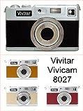 ViviCam 8027 ブラウン【正規輸入品 日本語メニュー搭載】