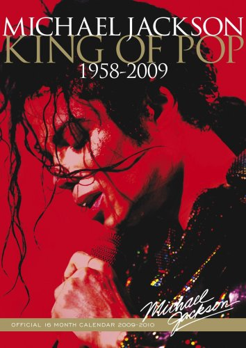 Official Michael Jackson 2010 Calendar
