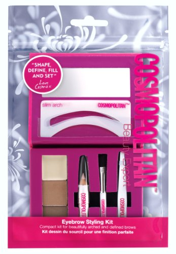 Cosmopolitan Eye Brow Styling Kit