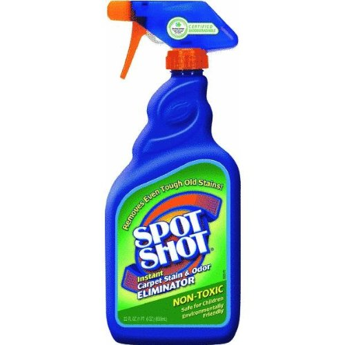 Spot Shot Carpet Stain Remover, 22-Ounce