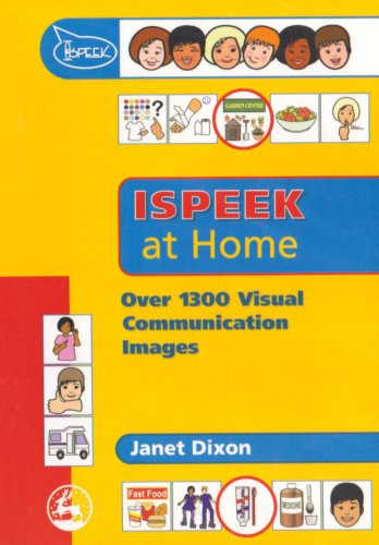 Ispeek at Home: Over 1300 Visual Communication Images [DVD]