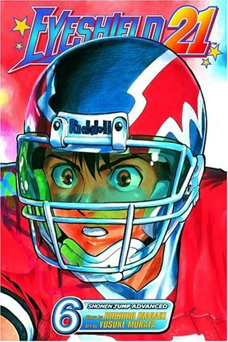 アイシールド21 コミック6巻 (英語版)