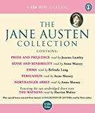 The Jane Austen Collection (CSA Word Recording)