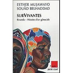 SurVivantes : Rwanda - Histoire d'un génocide suivi de Entretien croisé entre Simone Weil et Esther Mujawayo