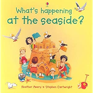What&#39;s Happening At the Seaside?