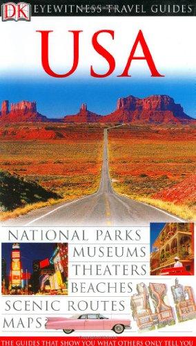 USA (Eyewitness Travel Guides)