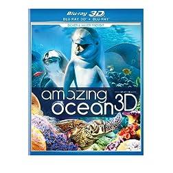 Amazing Ocean [Blu-ray 3D]