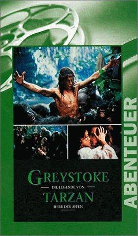 Greystoke - Die Legende von Tarzan [VHS]