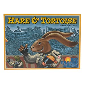Hare and Tortoise board game
