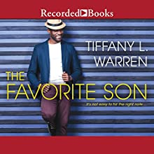 The Favorite Son (       UNABRIDGED) by Tiffany L. Warren Narrated by Corey Allen