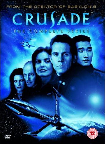 Babylon 5 –  Crusade The Complete Series [DVD]