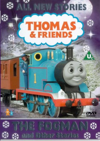 Thomas The Tank Engine & Friends - The Fogman and other stories [DVD]