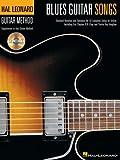 Hal Leonard Guitar Method Blues Guitar Songs (Tab) Book/Cd