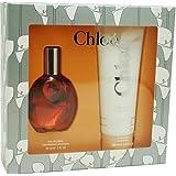 Chloe By Chloe For Women. Set-edt Spray 3 Ounces & Body Lotion 6.8 Ounces