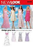 Simplicity New Look Sewing Pattern Misses Dress