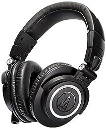 audio-technica プロフェッショナルモニターヘッドホン ATH-M50x