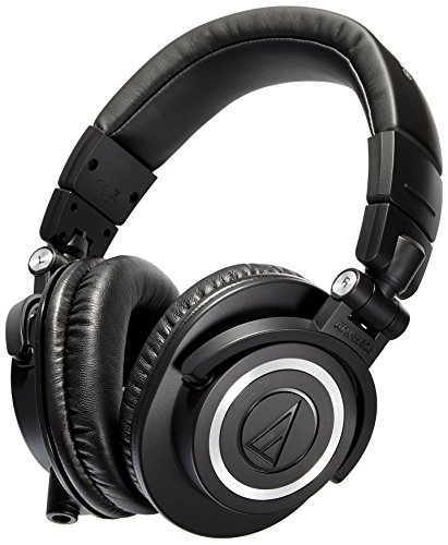 51HDUQDrcAL - BESTSELLER UK Audio-Technica ATH-M50X Studio Monitor Professional Headphones - BLACK BEST BUY REVIEW