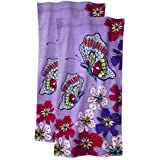 Butterfly Beach Towel - 2 Pack