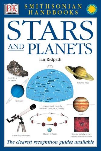 Smithsonian Handbooks: Stars And Planets (Smithsonian Handbooks)