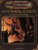 img - for Defenders of the Faith: A Guidebook to Clerics and Paladins book / textbook / text book