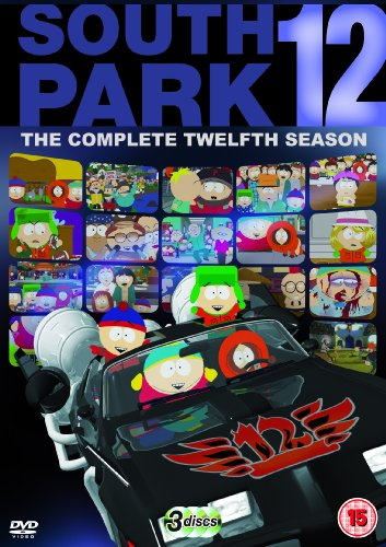 South Park – Season 12 (re-pack) [DVD]