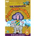 Crystal Tipps And Alistair: The Complete - All 50 Wacky Tales [DVD]